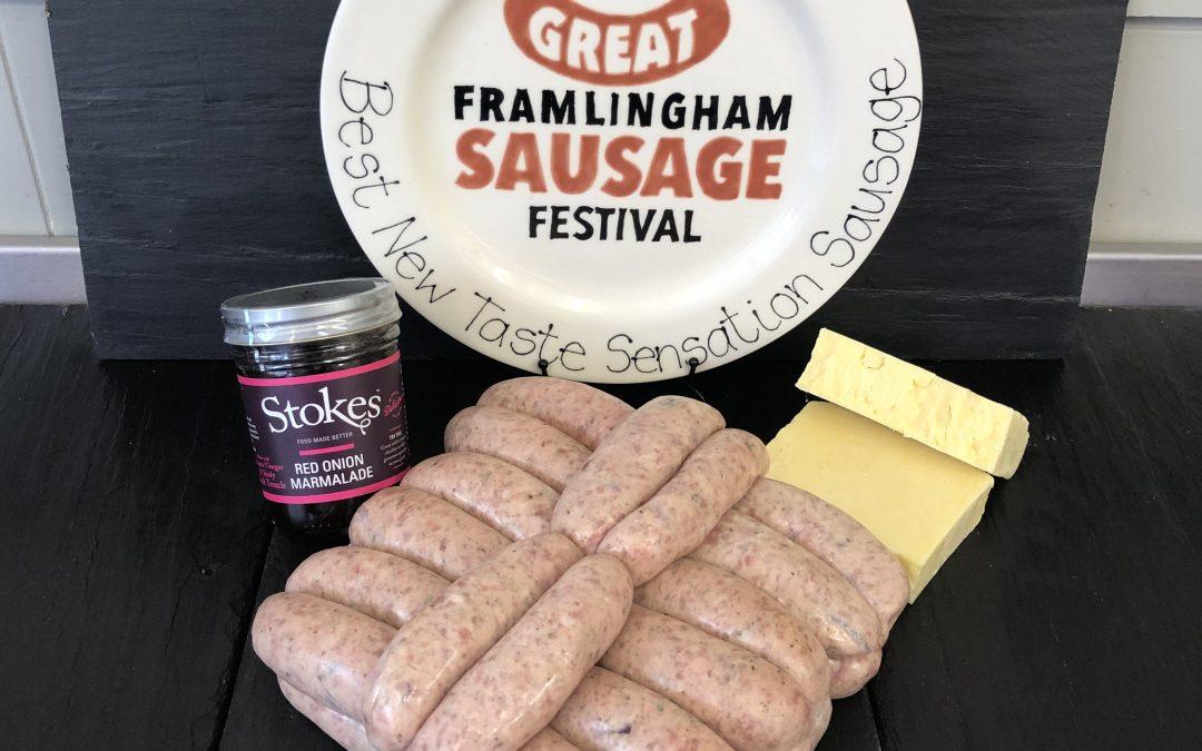 British Sausage Week!! 28th October – 3rd November 2019